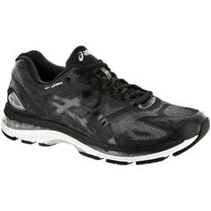 c8ae390df4da3b NIB Asics Gel Nimbus 19 Women s Running Shoes Black-Onyx-Silver Almost gone