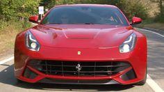 How driving the #Ferrari F12berlinetta feels like magic.
