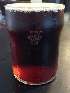 Dark Red Rye IPA - Amarillo and Mandarina Bavaria