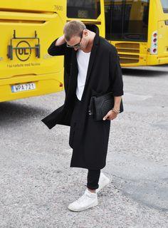 lookbookbyrobin:  Black Monki Lana Blazer - Robin Fröström