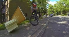 The Rise Go Pro Summer Daze Filmed in Montreal with Michel Plonka, Louis Lhomel and Samuel Croteau.