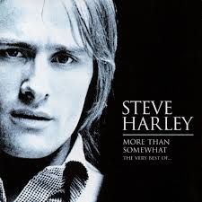 steve harley, cockney rebel,  born fairlawn mansions new cross just down the road from me