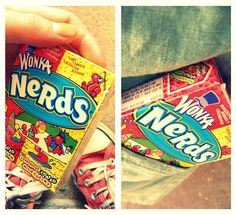 Long Live Nerds!!! My grandpa used to take me to the local corner store to get a box. Such a treat!
