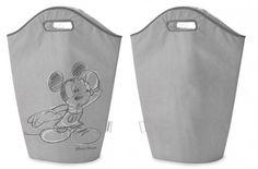 Topolino Disney Mickey Mouse Contenitore Portabiancheria In Tessuto, Bagno e Accessori Casa Disney - TocTocShop.com -