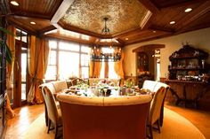 Unique Awesome Home Dining Room Design Ideas | Modern Interior ...