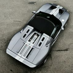 Legendary Ford GT