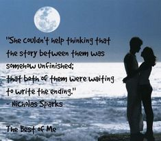 Discover and share Nicholas Sparks Movie Quotes. Explore our collection of motivational and famous quotes by authors you know and love. Nicholas Sparks Zitate, Nicholas Sparks Quotes, Inspirational Quotes From Books, Best Quotes From Books, Famous Book Quotes, Famous Books, Unfinished Business Quote, Book Quotes About Life, Happy Quotes