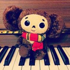 Cheb Play the piano