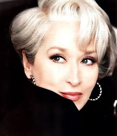 Meryl Streep Hairstyle In The Devil Wears Prada Google