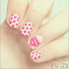 Instagram photo by mademoiselle__emma #nail #nails #nailart