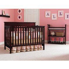 Graco Lauren Convertible Crib & Special Savings on Coordinating Nursery Items walmart
