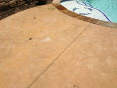 Stamped Concrete, Sidewalk, Pavement, Curb Appeal