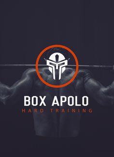 #logodesign    Gimnasio de #Crossfi  donde se conoce la verdadera disciplina para enfrentar los retos de la vida  http://www.boxapolo.com #Logo   #Logos   #logotipo