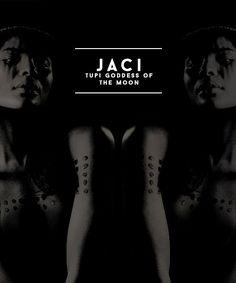 jaci goddess - Google Search