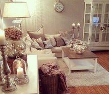 autumn, candles, cozy, decor, inspiration, interior, luxury, october, deocration
