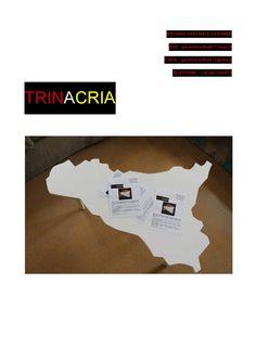 Tavolino Trinacria by Giovanni Cardinale Designer