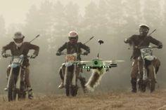 드론, 이번엔 레이싱 대신 사냥 대회? -테크홀릭 http://techholic.co.kr/archives/53926