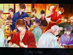 イケメン戦国[75556525]の画像。見やすい!探しやすい!待受,デコメ,お宝画像も必ず見つかるプリ画像 5 Anime, Anime Love, Anime Art, Handsome Anime Guys, Hot Anime Guys, Samurai Love Ballad Party, Moth Drawing, Shall We Date, Anime People
