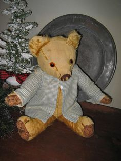 Early LOVED bear.....