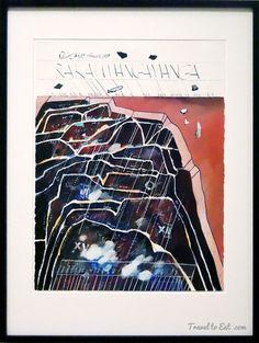 Rakaumangamanga Hāneure by Robert Ellis, Auckland Art Gallery, New Zealand New Zealand Art, New Zealand Travel, Auckland Art Gallery, Best Artist, Artists, Eat, Painting, Painting Art, Paintings