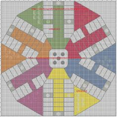 Printable Board Games, Le Point, Plastic Canvas, Perler Beads, Dragon Ball, Projects To Try, Cross Stitch, Kids Rugs, Quilts