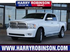 Used 2012 #RAM 1500 Laramie Longhorn/Limited Edition in Fort Smith, AR Area at  Harry Robinson Buick GMC