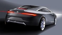 Renault Laguna Coupe, Transportation Design, Concept Cars, Cars And Motorcycles, Bike, Vehicles, Nissan, Engine, Sketches