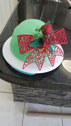 My cake hat