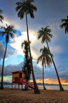 Luquillo Beach - Puerto Rico - by Boberic Photography on 500px