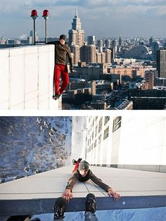The Death-Defying Photos of Mustang Wanted | Inspiration Grid | Design Inspiration