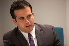 .@ricardorossello se expresa tras balacera en el aeropuerto de...