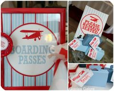 Disney Planes Party Ideas & Printable Planner
