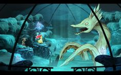 Child of Light Child Of Light, Tolkien, Fish, Pets, Children, Animals, Painting, Game, Young Children