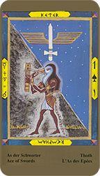 Ace of Swords from the Kazanlar Tarot at TarotAdvice Ace Of Swords, Tarot Reading, Tarot Decks, Tarot Cards, Art Gallery, Baseball Cards, Image, Tarot Card Decks, Art Museum