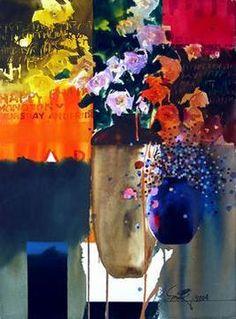 Samir Mondal-Flower Vase