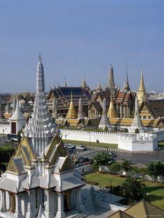 Grand Palace ~ Bangkok, Thailand
