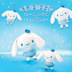Cinnamoroll ice skater _φ( ̄ー ̄ )