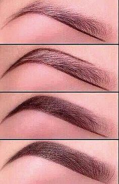 maquiller sourcils - Copie