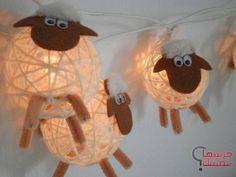 Twine sheep