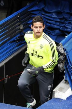 James to get special training