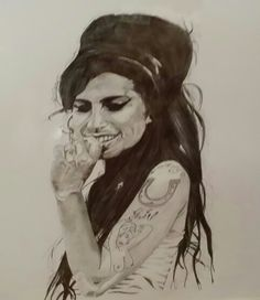Amy Winehouse. Just sold. 2014