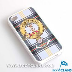 Bell Clan Crest iPhone Case