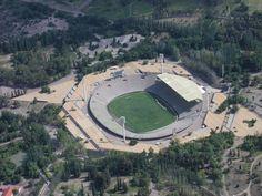 Estadio de Fútbol Malvinas Argentinas