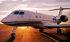 Golfstream 550 private jet charter