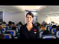 NEW! In-flight Safety Video - Version 1
