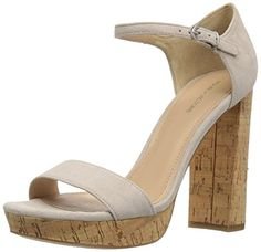 853f64e5fb9b Pour La Victoire Womens Yvette Dress Sandal Sand 75 M US    You can find
