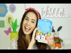 ESPECIAL PÁSCOA #1: Ovos de Galinha Recheados e Decorados - Paula Stephânia https://www.youtube.com/watch?v=yPyxEeqOjJk