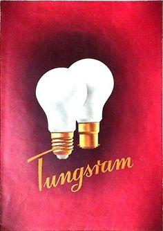 Tungsram Poster Vintage, Light Bulb, Wall Lights, Retro, Home Decor, Advertising, Poster, Vintage Posters, Bulb Lights
