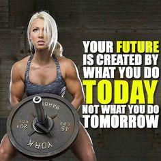 Do it to day, not tomorrow - Model: @carolinetusiuk -