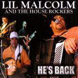 He's Back [CD], 13664541